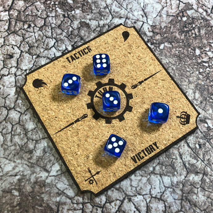 Malifaux - The Other Side Stats Tracker Pad/Coaster Set