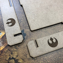 Load image into Gallery viewer, Star Wars Themed Dice Tray