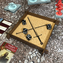 Load image into Gallery viewer, ASOIAF:TMG Dice Tray