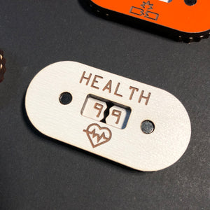 Tabletop Gaming Stats Trackers - Wounds Damage Health Lives