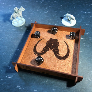 Free Folk Dice Tray - A Song of Ice & Fire TMG