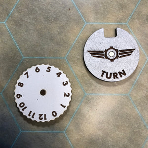 WH AI Air War Turn Tracker Set