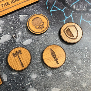 WH WC Deployment Token/Gauge Set