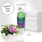 Ultra Pain Free is a natural, cooling topical pain reliever for joint, back, arthritis, and muscle pain.
