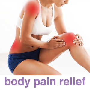 Ultra Pain Free 3 oz. tube, a natural, cooling topical pain reliever, can be used on all areas of the body.