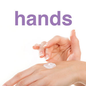 Ultra Reverse, anti-aging, anti-wrinkle retinol cream, can be used on hands.