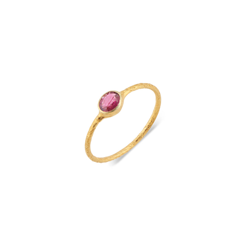 Adriana, Ruby Ring
