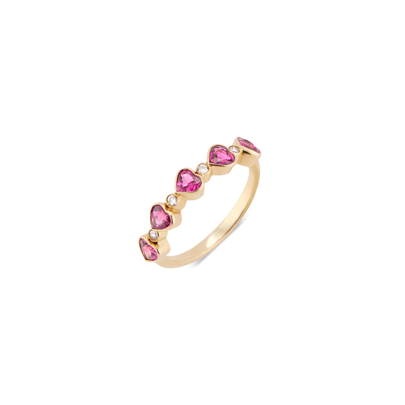 Mariam, 18k Gold Ring