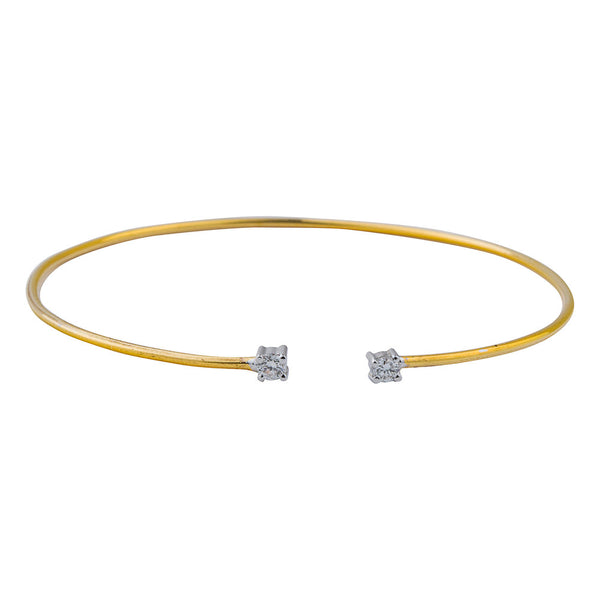 Naina, Diamond Open Cuff
