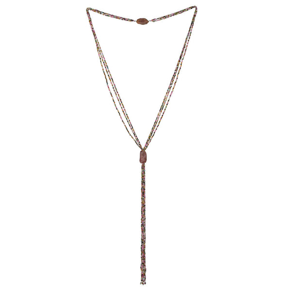 Kiran, Multi Tourmaline Necklace