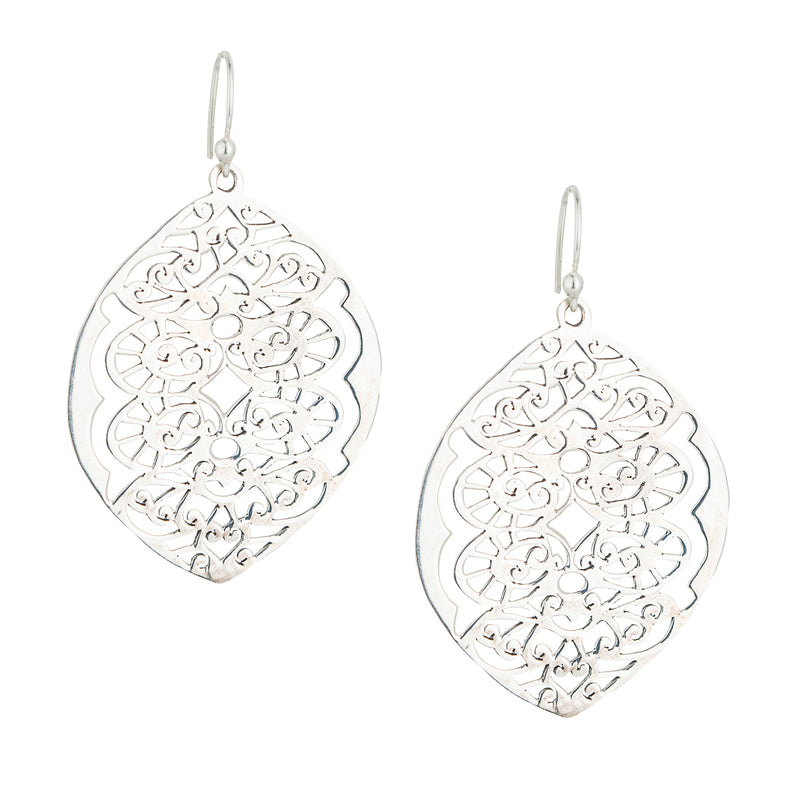 Xiomara,Filigree Earrings