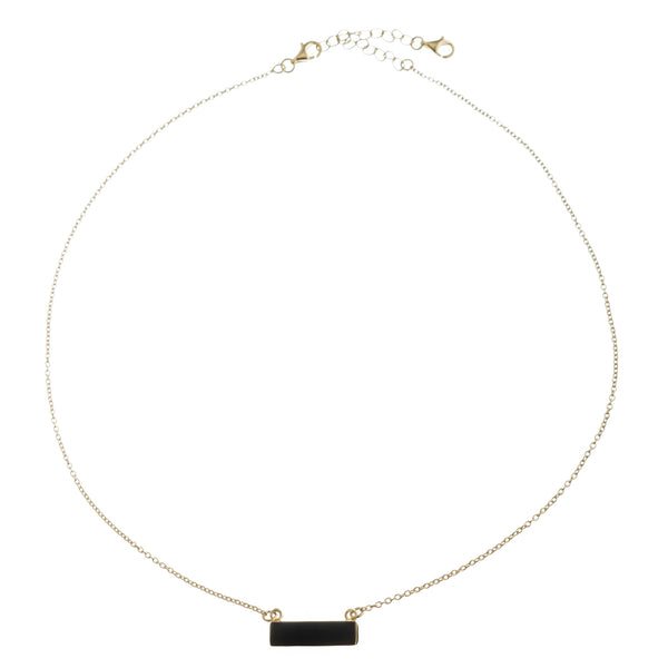 Gina Black Onyx, Necklace