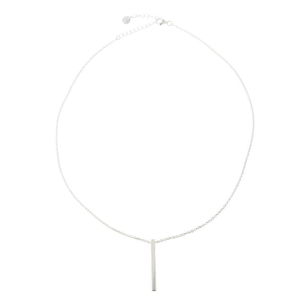 Larissa Necklace, Sterling Silver