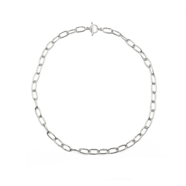 Ida, Big Link Chain Sterling Silver