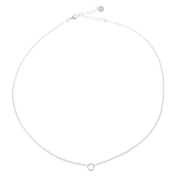 Sofia, Full Circle Necklace
