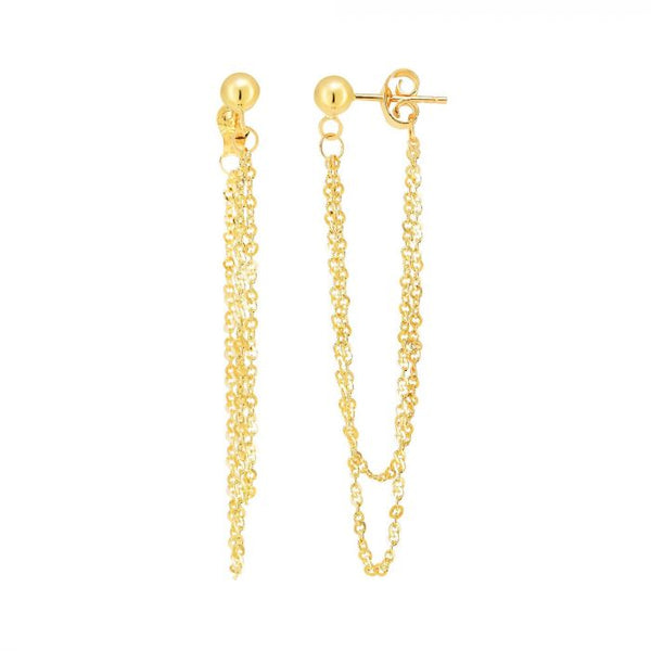 Kobie, Chain Earrings