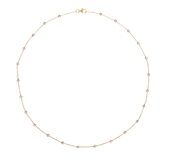 Stella,Beaded Chain