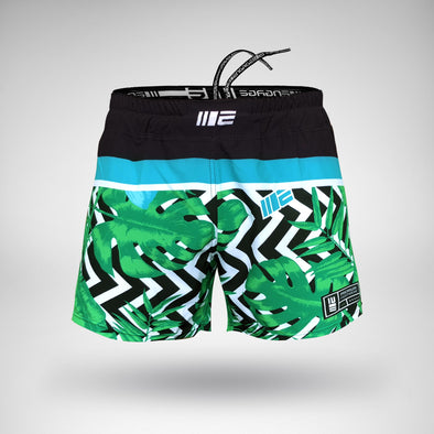 ENGAGE / Miami Nights MMA Hybrid Fight Shorts - ファイトショーツ