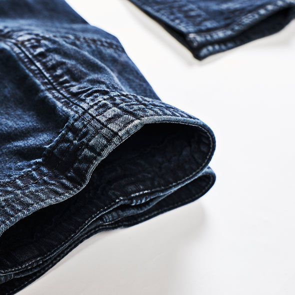 VANGUARD / EBONY SELVEDGE DENIM 柔術衣