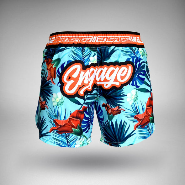 ENGAGE / Tropicana MMA Hybrid Fight Shorts - ファイトショーツ