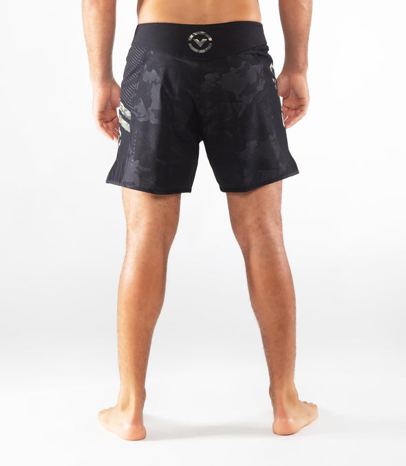 VIRUS / Men's Disaster II Combat Shorts (ST2) BLACK CAMO/BLACK コンバットショーツ