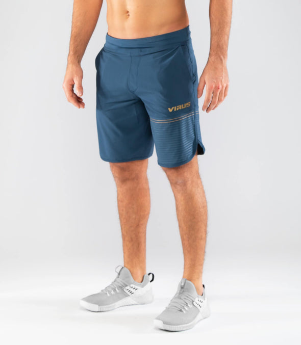 VIRUS / MEN'S VELOCITY SHORT Space Blue (ST5) メンズ ベロシティ ショーツ
