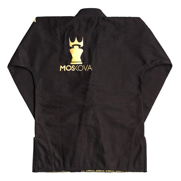 MOSKOVA / 10TH ANNIVERSARY LIMITED EDITION 柔術衣 BLACK