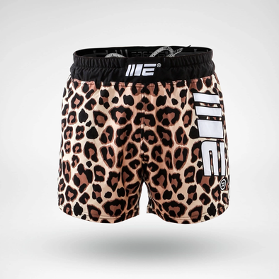 ENGAGE / LEOPARD MMA HYBRID SHORTS - ファイトショーツ