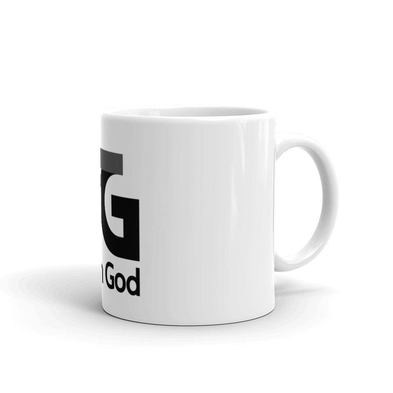 Mug Faith in God 2 Black - 11oz