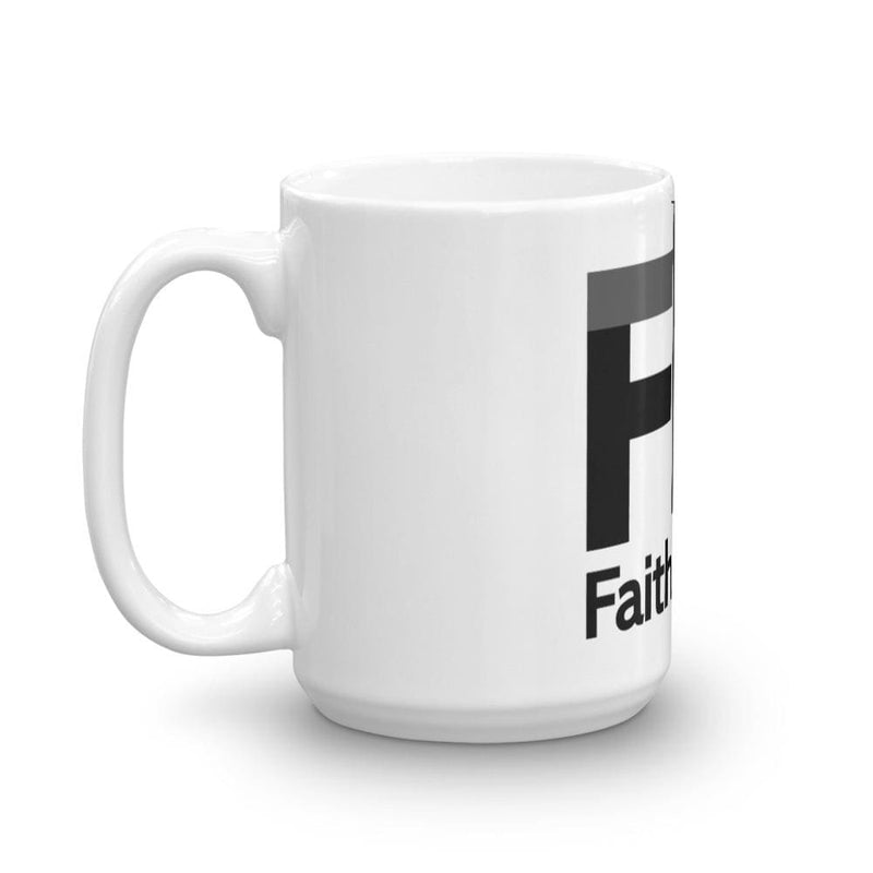 Mug Faith in God 2 Black