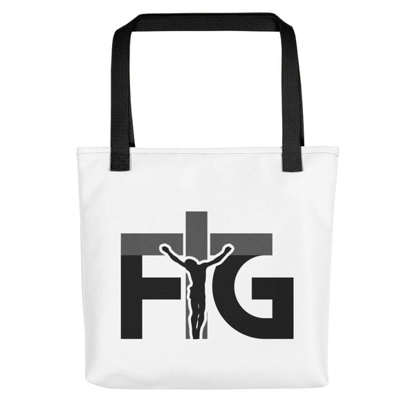 Tote Bag FIG 3 Black