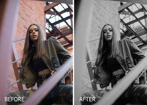 Ph Max Portrait & City Tones Presets Pack