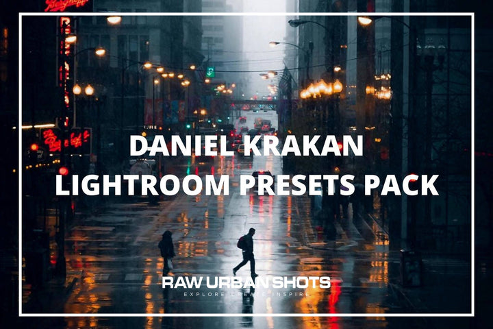 Daniel Krakan Lightroom Presets Pack