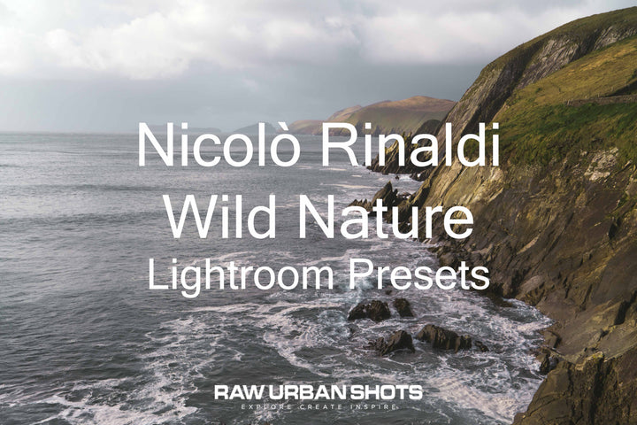 Nicolò Rinaldi Wild Nature Lightroom Presets Pack
