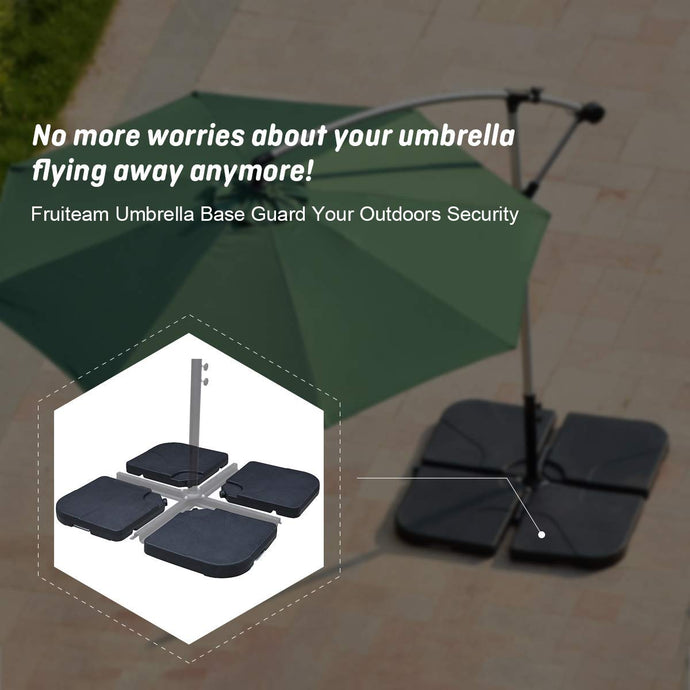 10FT Patio Offset Cantilever Umbrella Base - Project One Products