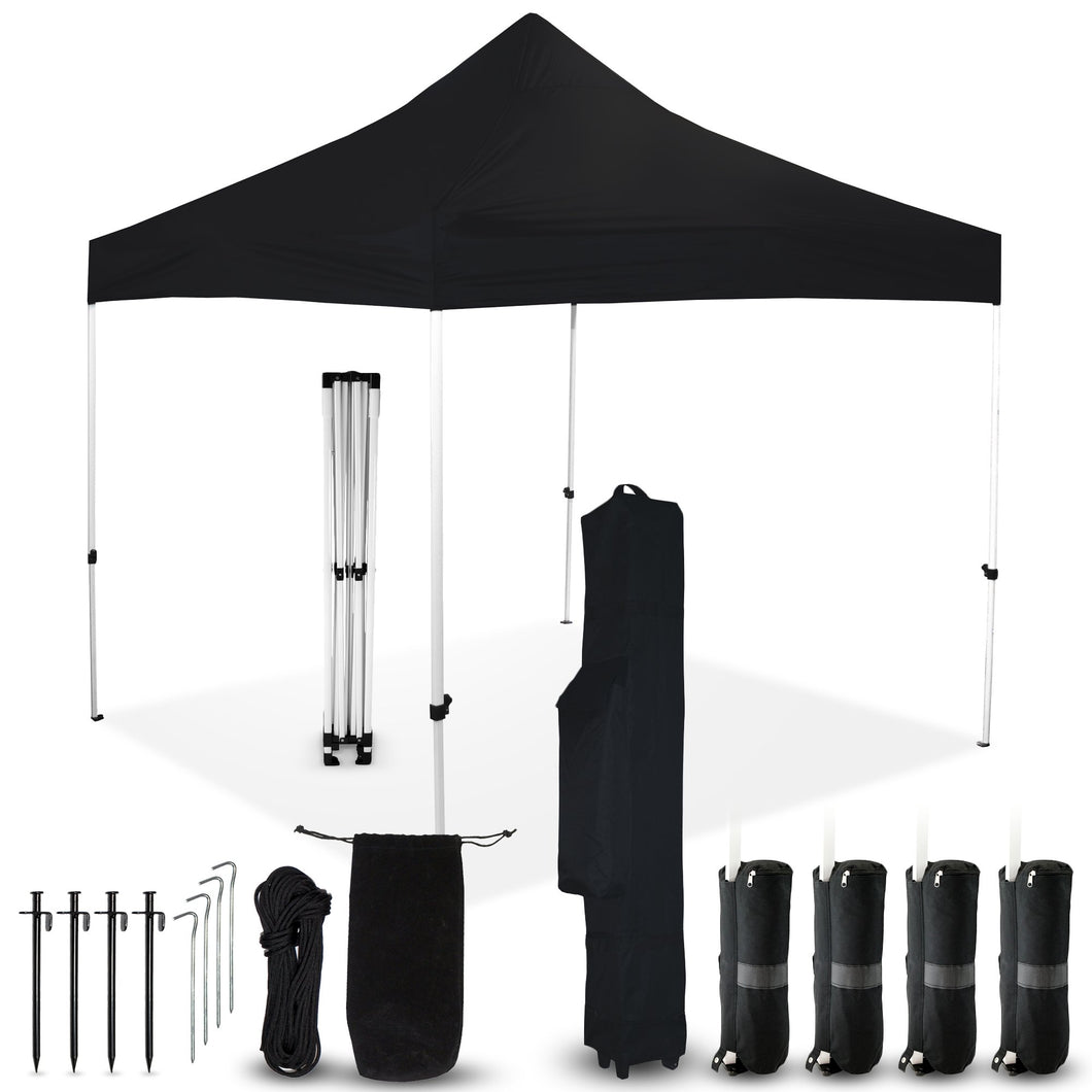 Project One 10x10 Pop Up Canopy Outdoor Tent - Project One Products