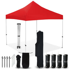 Load image into Gallery viewer, Project One 10x10 Pop Up Canopy Outdoor Tent - Project One Products