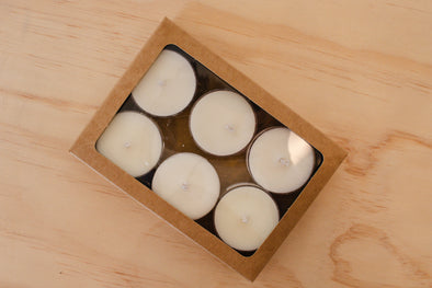 Candle Collection Tea Light Sample Set