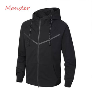 Hoodies Men Pullover Solid Color Turtleneck Irving Kobe Sportswear Sweatshirt Men's Tracksuits M-3XL