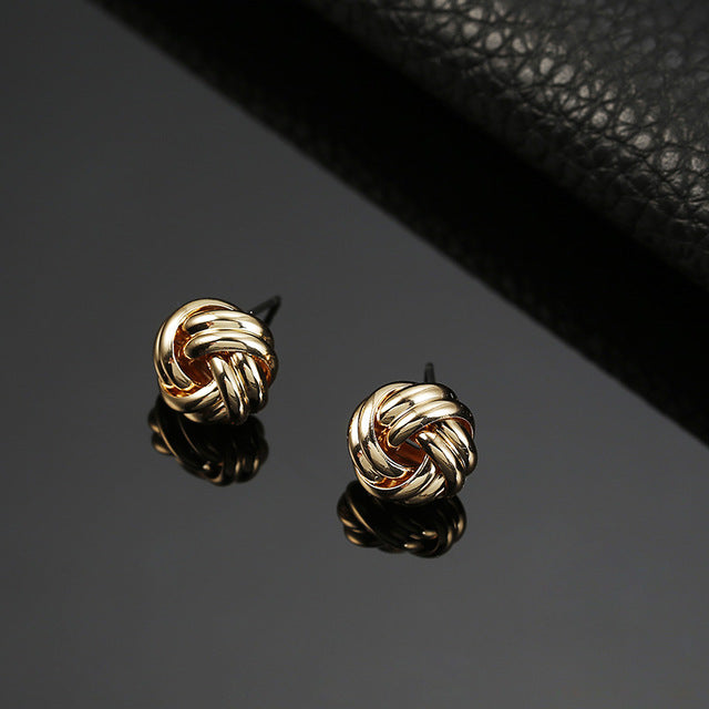 Metal Simulated Pearl Shell Long Dangle Earrings For Women Irregular Drop Earring Gold Silver Color Pendientes Fashion Jewelry
