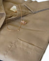 SHS for VNY essential shirt - KHAKI