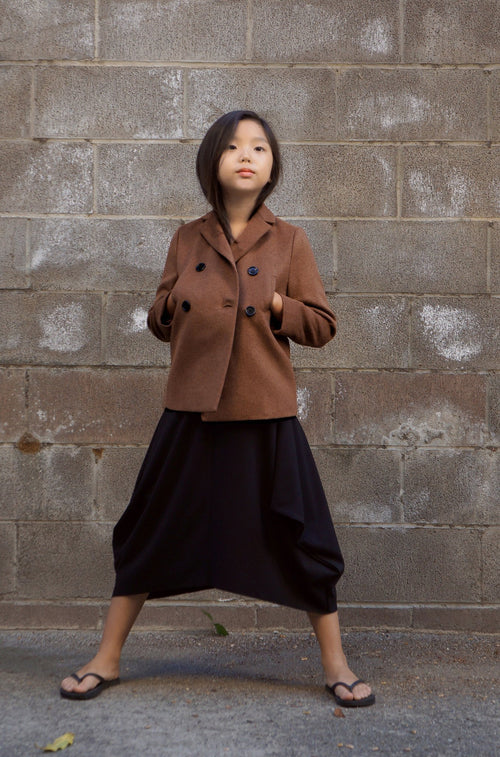 Brownie Coat for Girl
