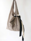 Ballerina bag Brown
