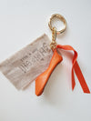 SHS edition- ballerina keyring Orange