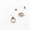 Boundary earring by Jiana
