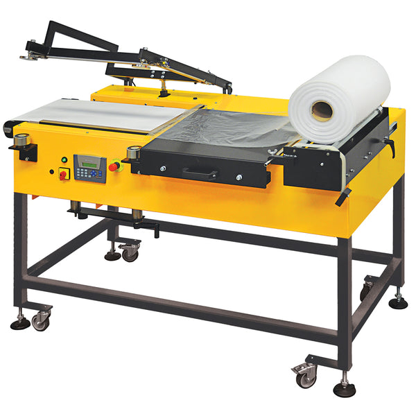 L-Sealer 400 X 500mm With Auto Take-Off And Twin Seal