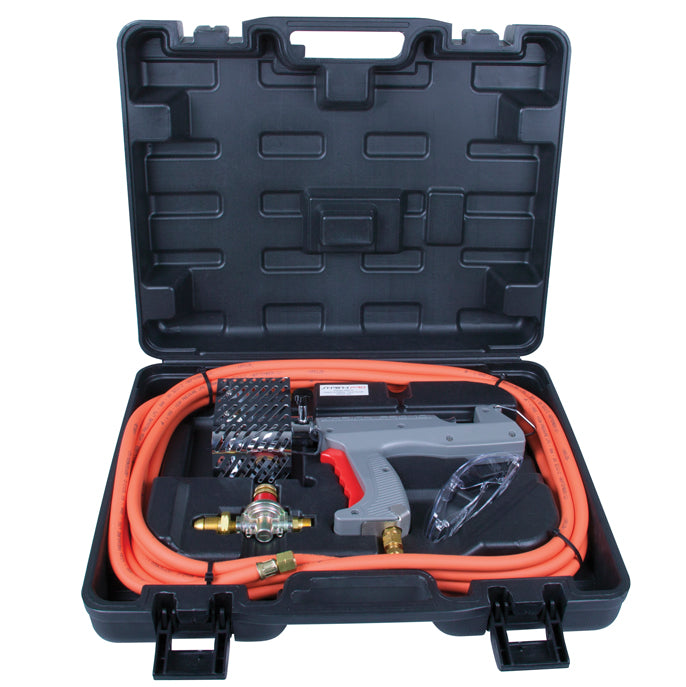 Shrinkpro Pallet Shrink Gun, With 8M Hose, Regulator & Carry Case