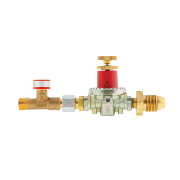 Gas Pressure Regulator, C/W Excess Flow Valve