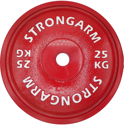 StrongArm Calibrated Plates
