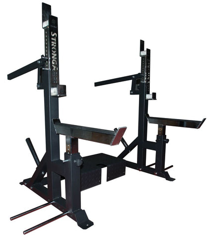 Combo Rack - Squat section